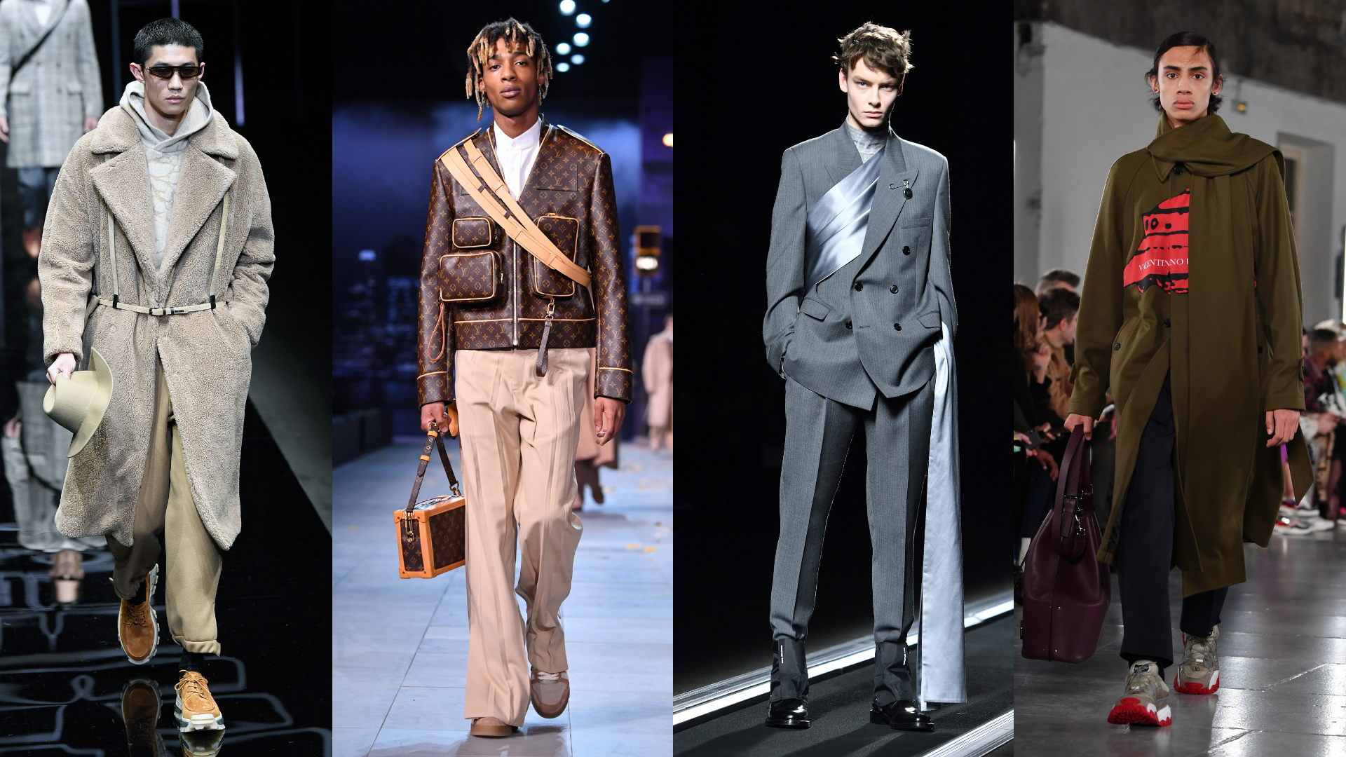 7 Trends We're Totally Stealing From Men's Fashion Week