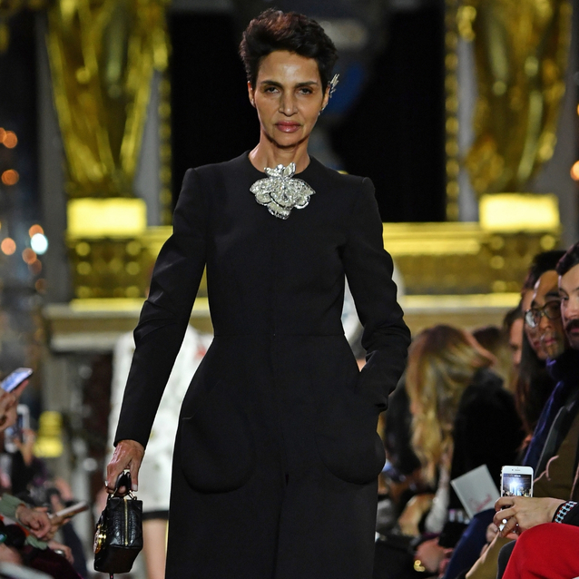 After Abruplty Leaving Two Years Ago, Has Farida Khelfa Been Reappointed As Brand Ambassador For Schiaparelli?