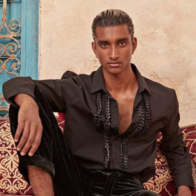 Sri Lankan Model Jeenu Mahadevan Says Colourism Is Just As Prominent In Men's Fashion