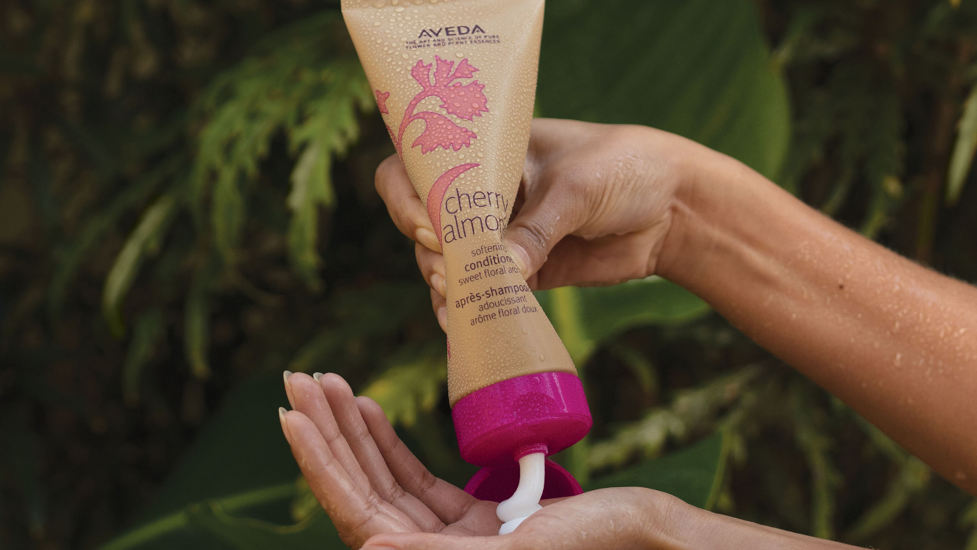 Stop Everything: Aveda's Beloved Cherry Almond Range Is Back