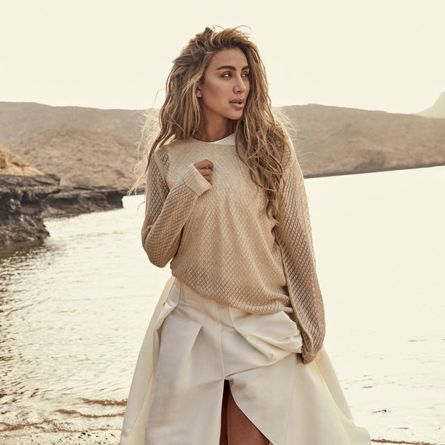 February Cover: See Maya Diab Unfiltered