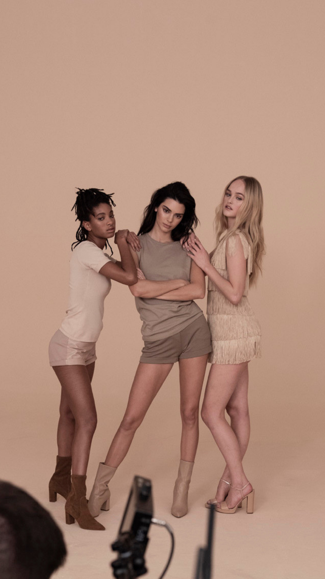 Kendall Jenner Stars In Shoe Campaign By Stuart Weitzman