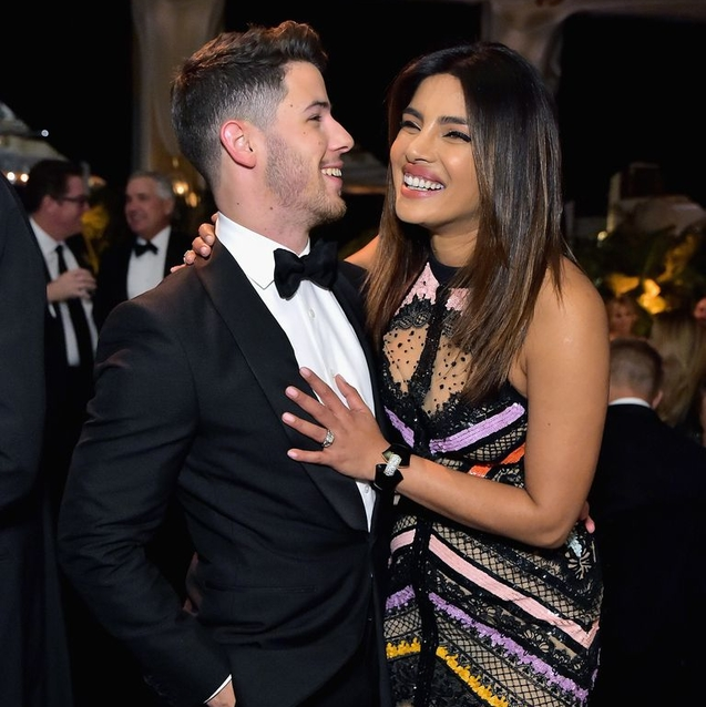 Nick Jonas And Priyanka Chopra Just Made The Best Joke About Their Many Weddings