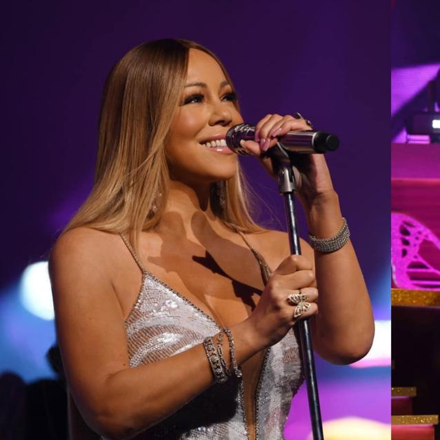 Mariah Carey Was The First-Ever American Female Performer In Saudi Arabia