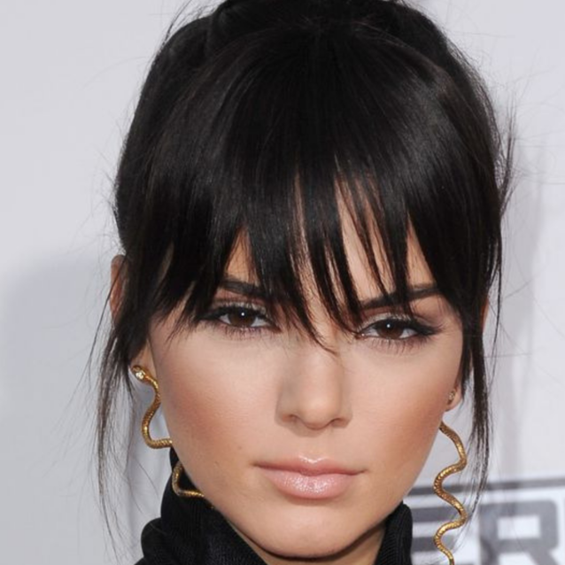 The Fringe Is Back As The Hottest Hairstyle Of The Summer