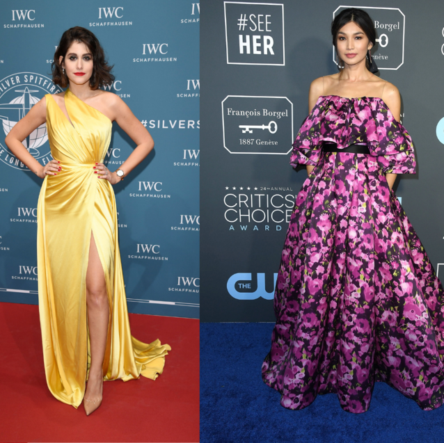 Kaleidoscopic Gowns Are Taking Over Red Carpet Season