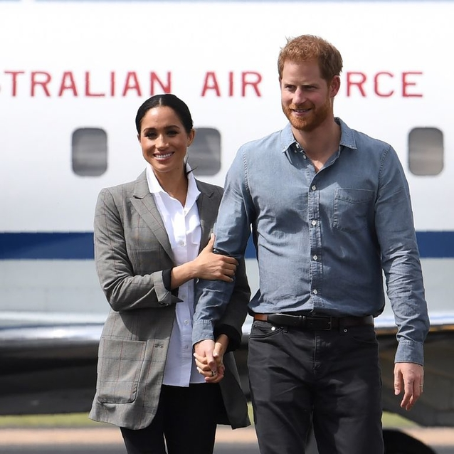 Meghan Markle Will Travel To Morocco With Prince Harry While Seven Months Pregnant