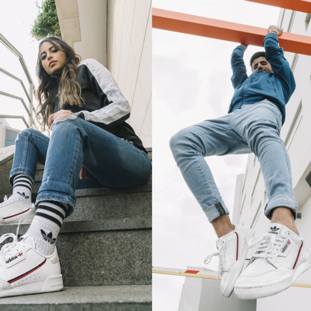 Six Saudi Talents Take Over The Streets Of Jeddah In This Major Adidas Campaign