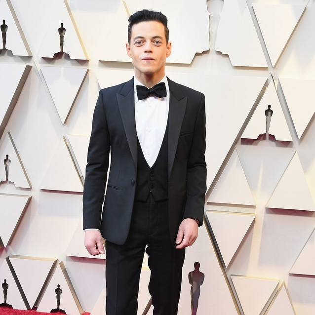 Rami Malek's Oscars Speech About His Middle Eastern Heritage Had Us In Our Feelings