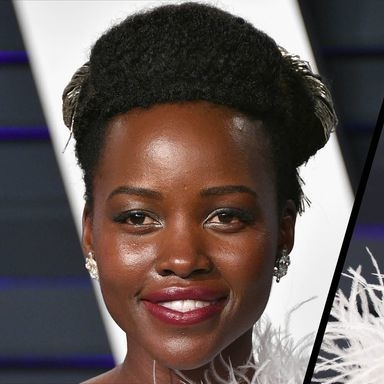 Lupita Nyong'o Was Best Tressed At The Oscars