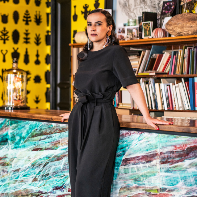 Middle Eastern Female Talent Shakes Up Madrid's Creative Scene