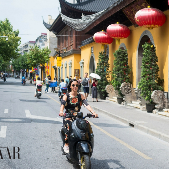 Exploring Shanghai's Hidden Gems Through The Eyes Of Four Middle Eastern Women Living There