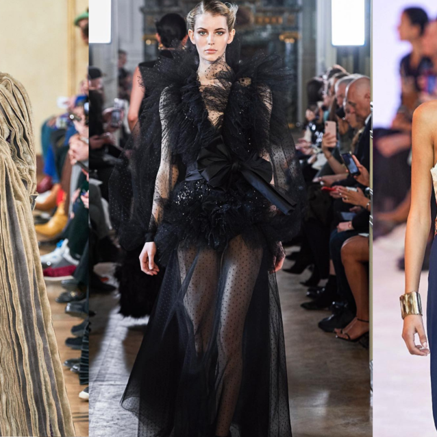 Every Time Middle Eastern Fashion Was Spotlighted At Paris Fashion Week