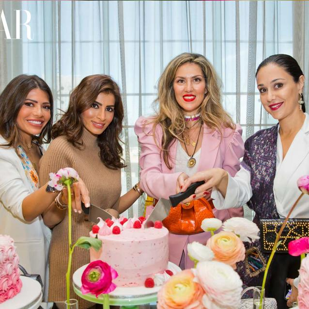 Pictures: Harper's BAZAAR Arabia Welcomed Guests For A Morning With Dubai-based Label, Amanda Navai