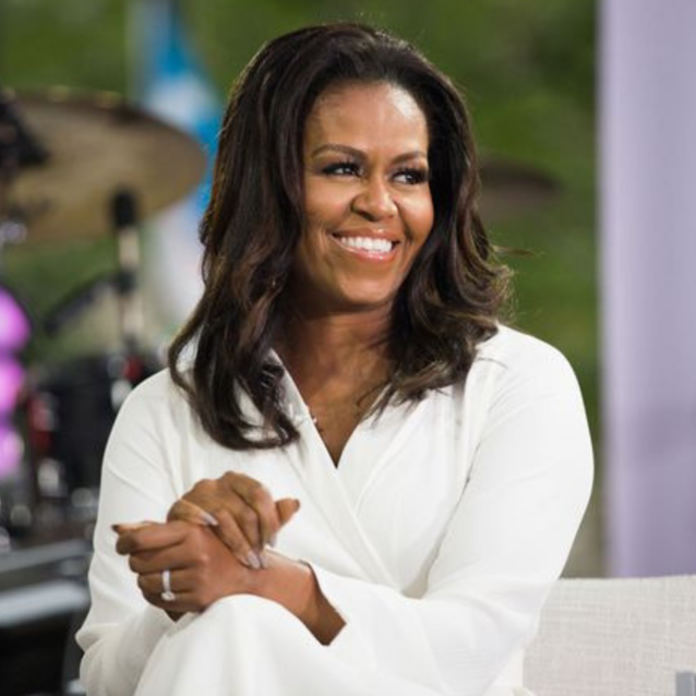 This Is Who Will Play Michelle Obama In A New TV Series