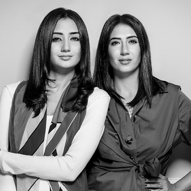 Egyptian Sister Design Duo Top Forbes Middle East's 30 Under 30 List