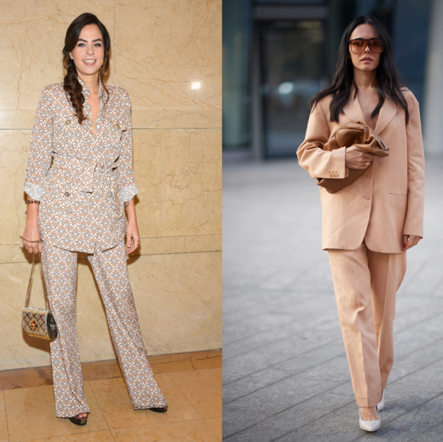 Suit Up: Tonal Two-Pieces That Are A No-Fail Fashion Choice
