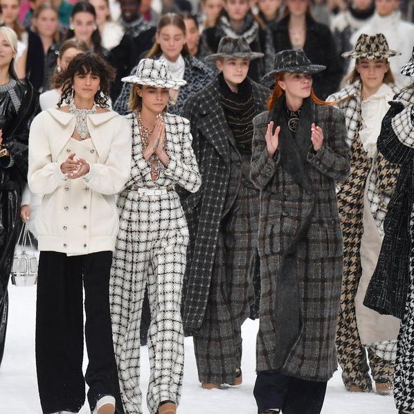 Watch | Fashion News: Inside Karl Lagerfeld's Posthumous Chanel Show