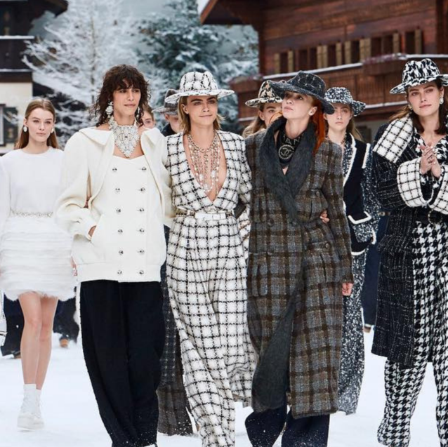 All The Best Of Paris Fashion Week Autumn/Winter 2019