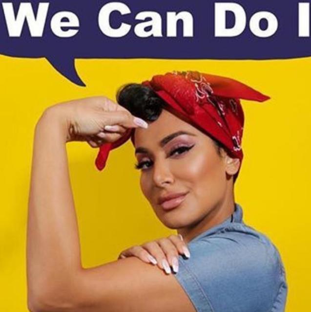 The Best Celeb Instagrams From International Women's Day
