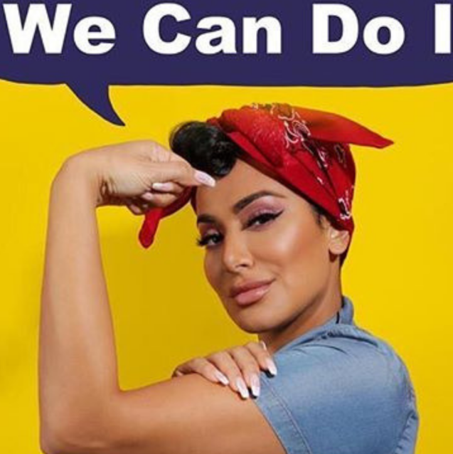 The Best Celeb Instagrams From International Women's Day