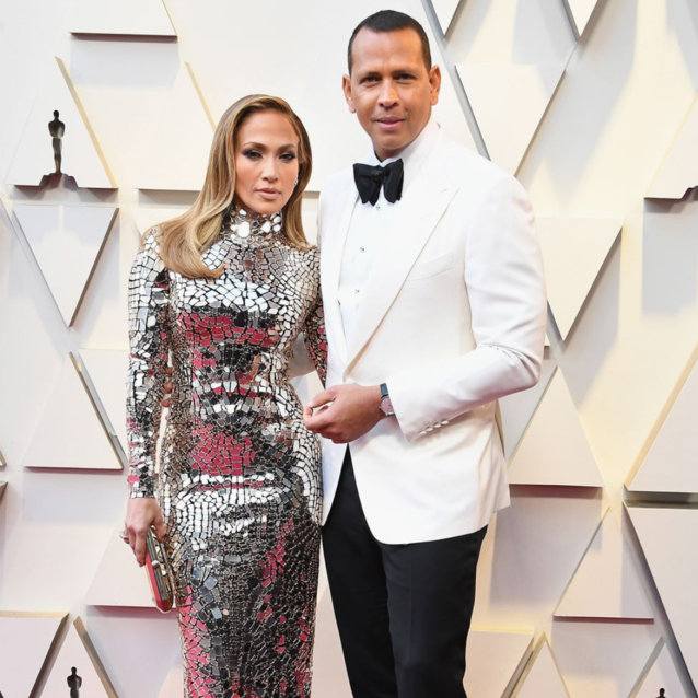 Jennifer Lopez And Alex Rodriguez Are Engaged And Her Ring Is Huge