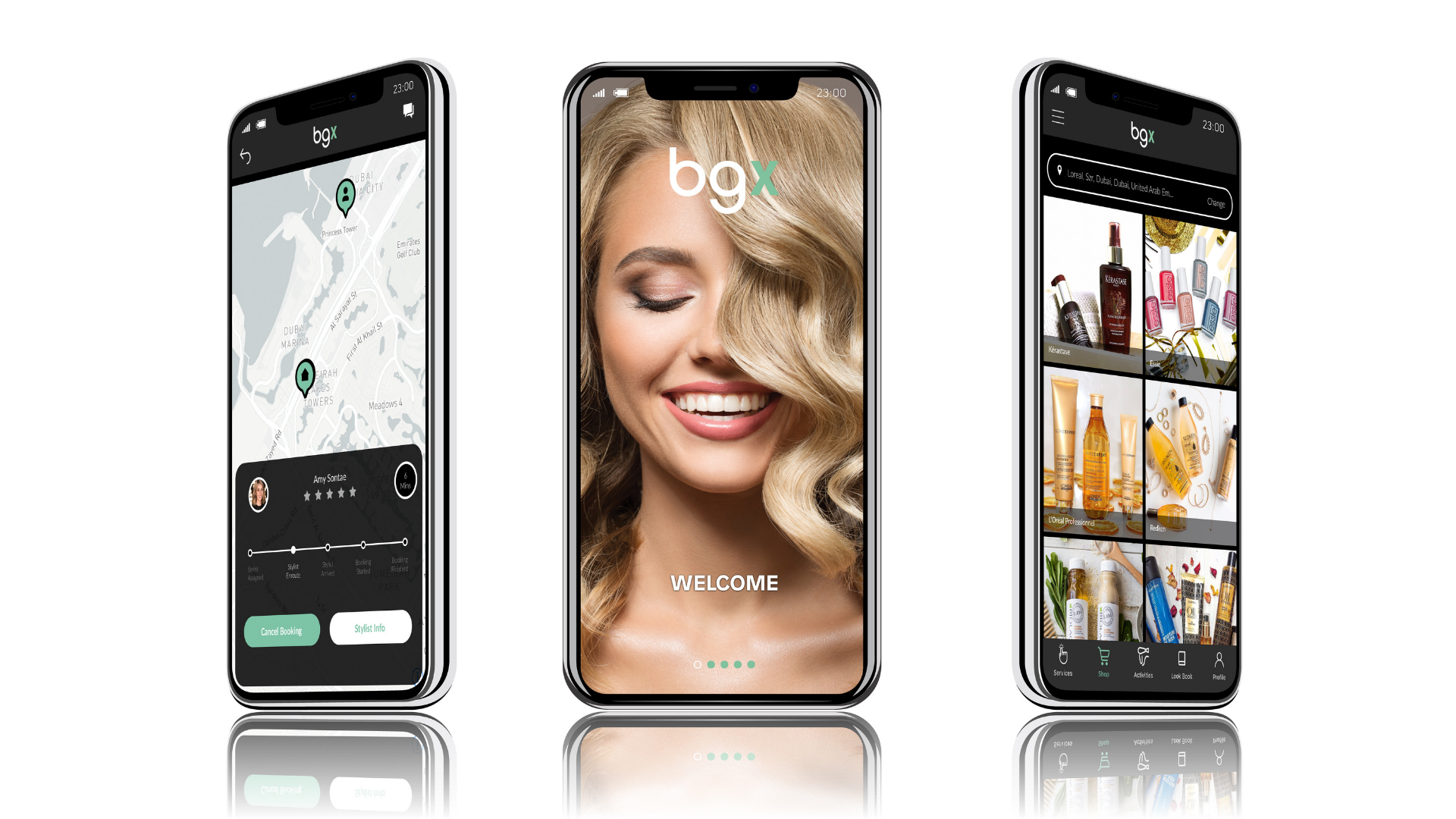 L'Oréal Partners Ups With bgX So You Can Get On-Demand Glam