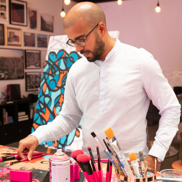 Street Art Meets Makeup: MAC Cosmetics And French-Tunisian Artist eL Seed Collaborate