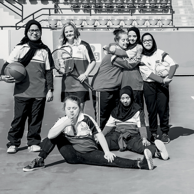 Determined Women: Meet The Sportswomen At The Special Olympics