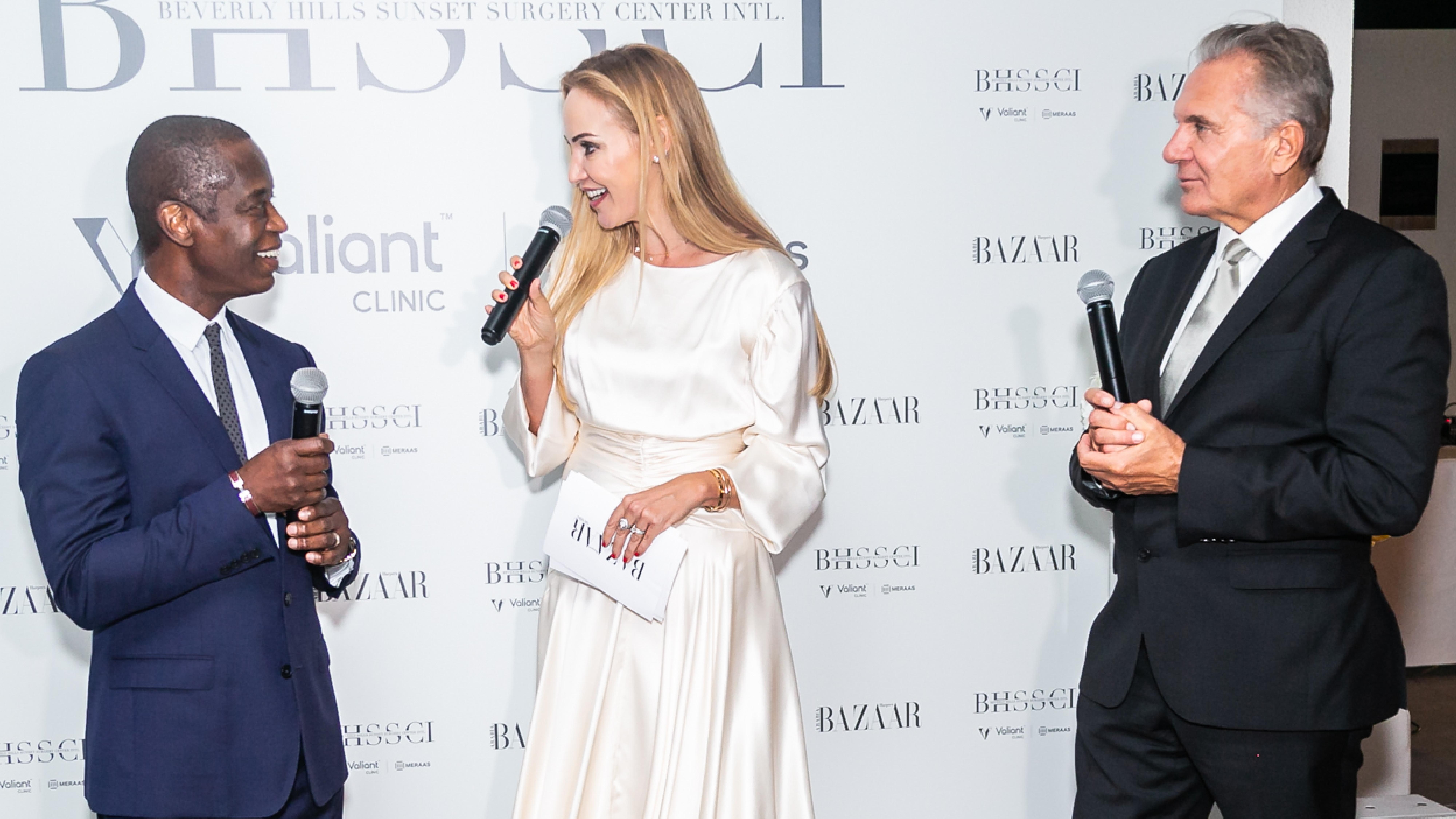 BAZAAR X BHSSCI: A Beauty Talk With Hollywood's Go-To Surgeons