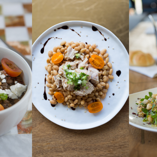 In Love With Legumes: 3 Healthy Plant-Based Recipes To Try   #DaliasKitchen