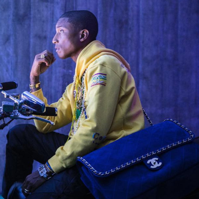 5 Things We Learned From Chanel's Latest And Most Fascinating Podcast With Pharrell