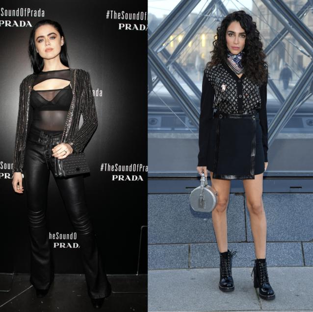 Dark Drama: How To Wear This Season's Futuristic Fashion Trend