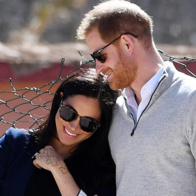 This Is What The Duke And Duchess Of Sussex Asked For As Their Baby Shower Gift