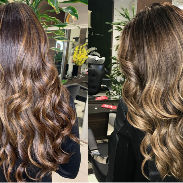 Is This The Best Balayage In Dubai?