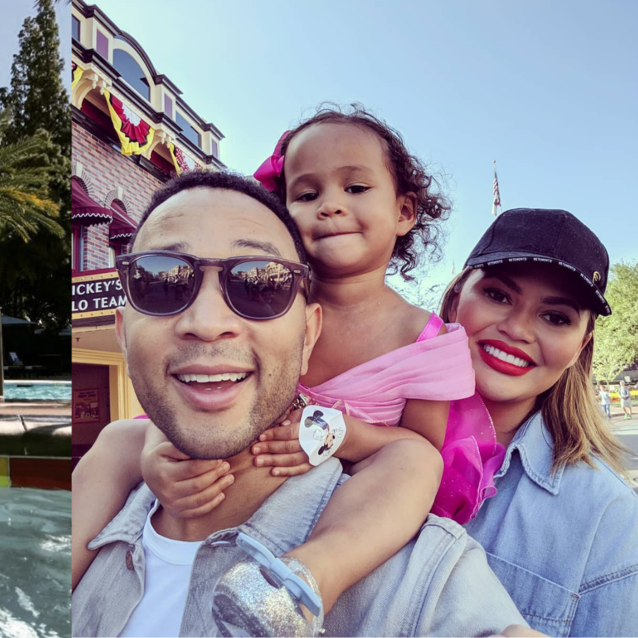 Every Sweet Moment From Luna Legend's Disneyland Birthday