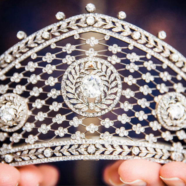 These Two Royal And Rare Tiaras Are Going Up For Sale