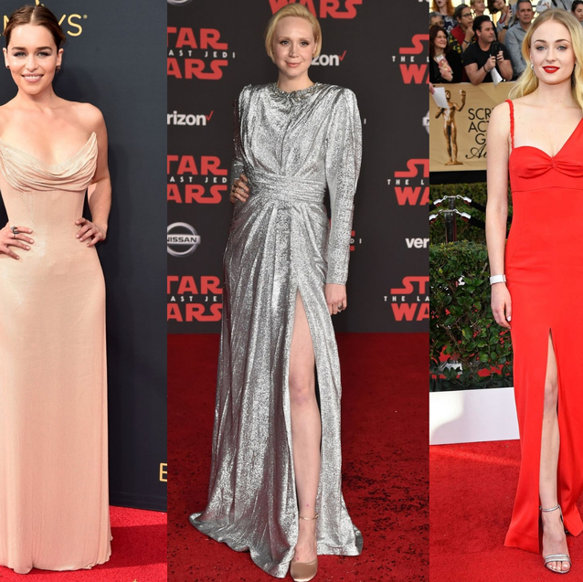 The Best Red Carpet Looks From The 'Game Of Thrones' Cast Over The Years