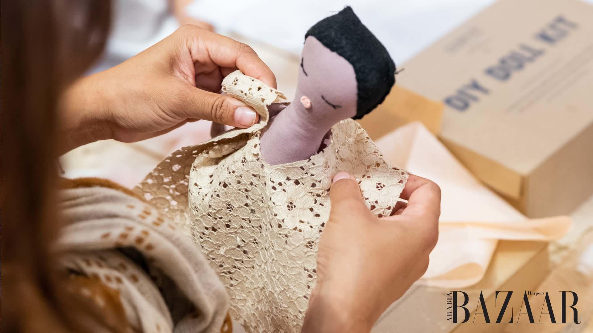 BAZAAR X Fendi Kids: An Afternoon Of Arts And Crafts For A Purpose