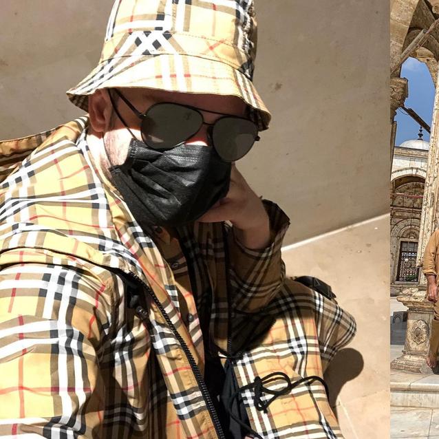 Burberry Takes Egypt: Inside Riccardo Tisci's Egyptian Holiday