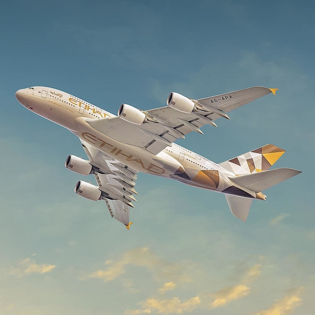 Etihad Are Launching The World's First Plastic-Free Long-Haul Flight For Earth Day