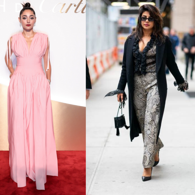 Best Celebrity Style Of The Week: 25 April