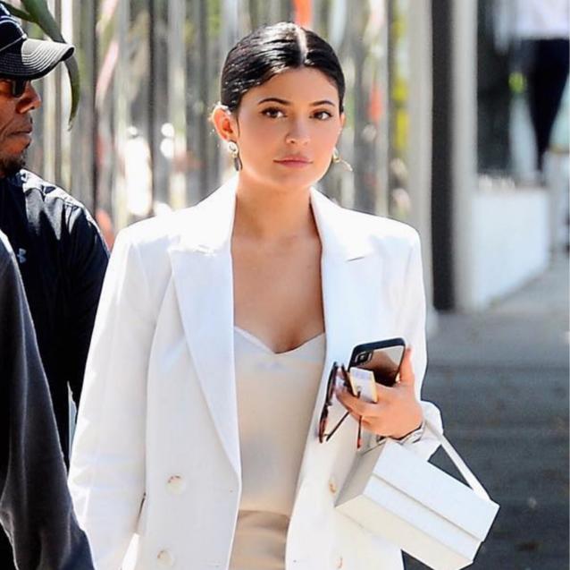Kylie Jenner Wears This UAE Designer Yet Again