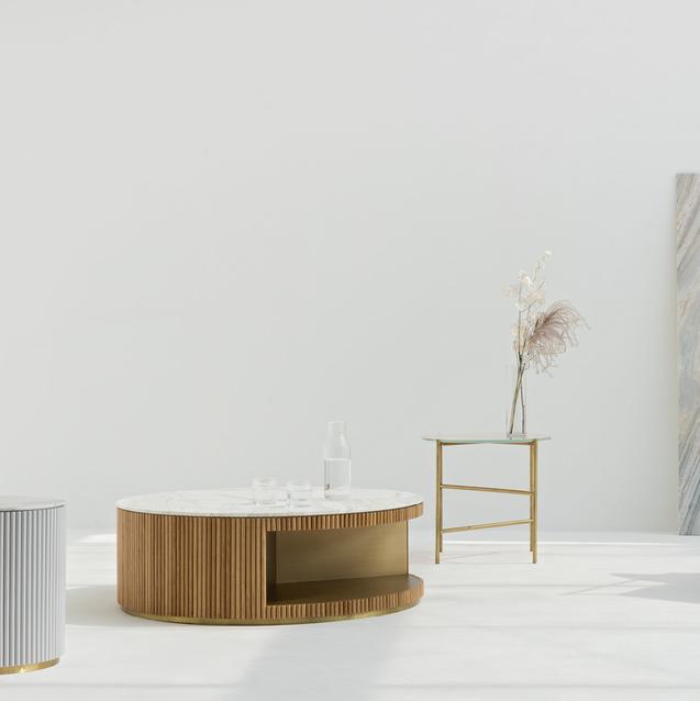 Furniture Designers Newsha Dastaviz And Dana Al Matrook Introduce A Minimalist Chic