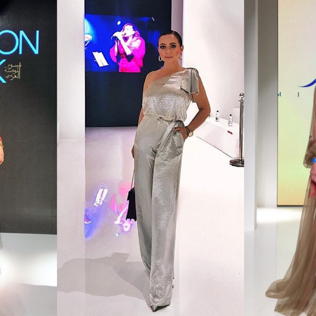 Arab Fashion Week 2019: The Best Street Style