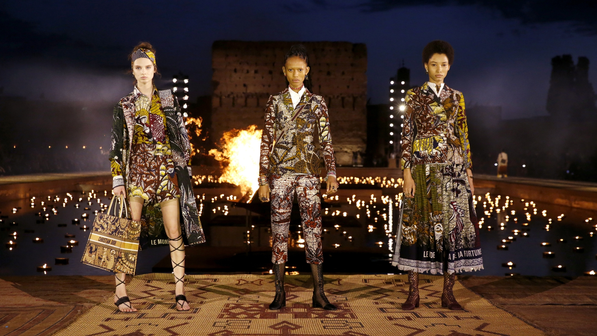 Watch | This Is How Dior Are Celebrating Africa And Craftmanship