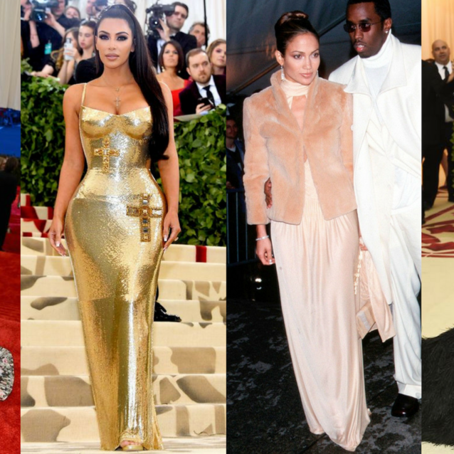 11 Celebrities At Their First And Most Recent Met Galas