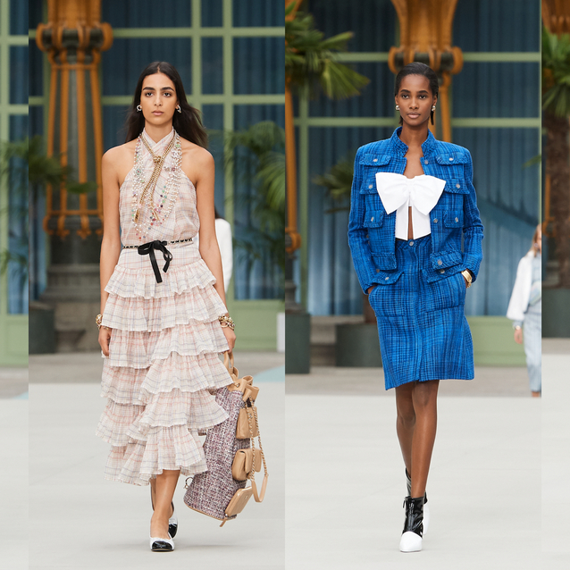Every Single Look From The Chanel 2020 Cruise Show
