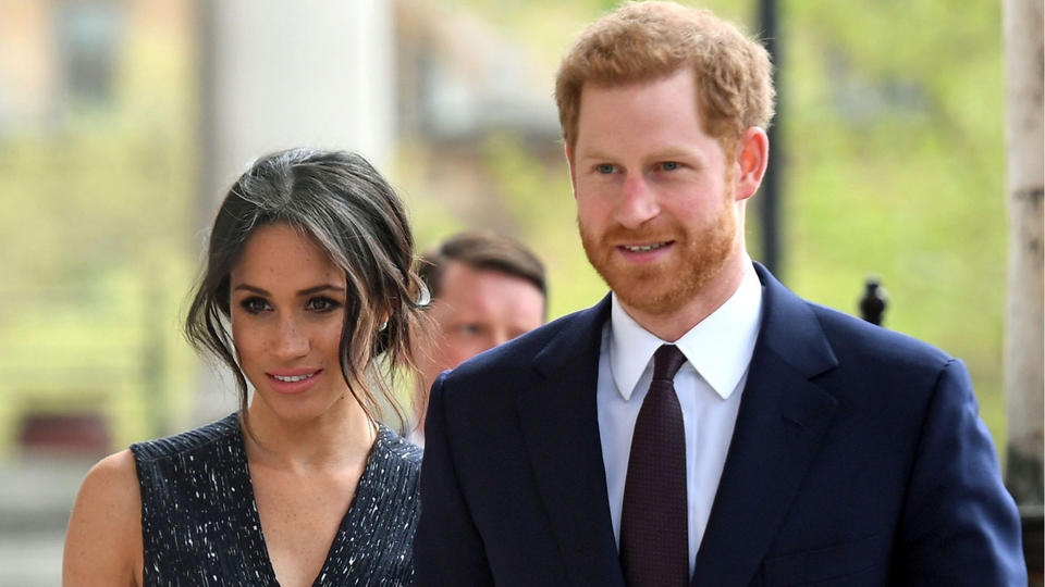 Meghan And Harry Confirm: The Royal Baby's Name Is Archie