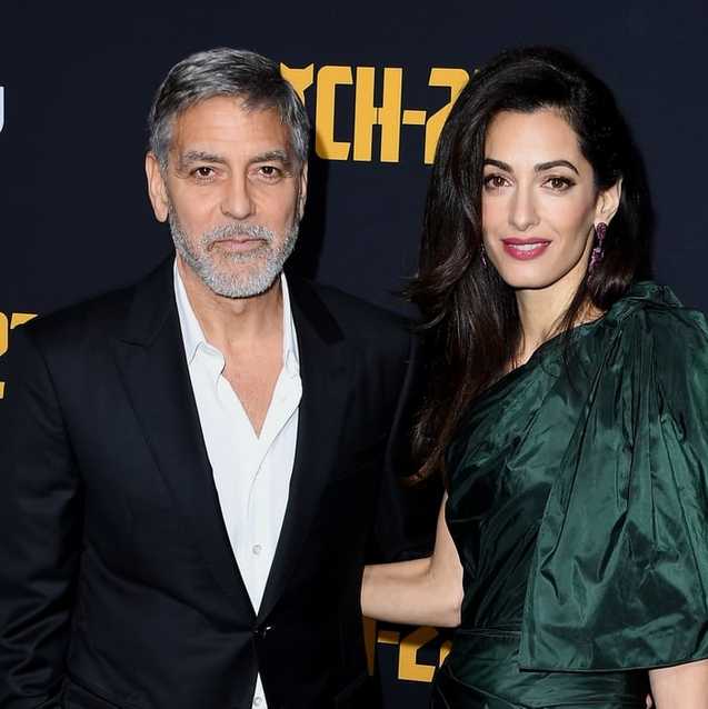 This Is Why Amal Clooney Missed The Met Gala